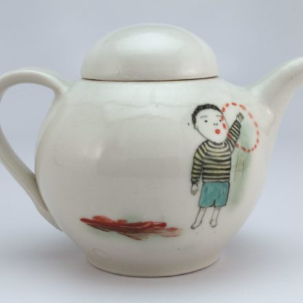 T92: Main image for Teapot made by Beth Lo