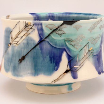B704: Main image for Bowl made by Yoko Sekino Bove