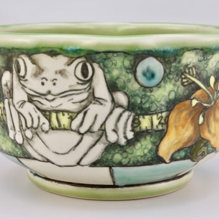 B705: Main image for Bowl made by C. J. Neuhaus