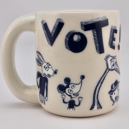 C1104: Main image for Mug made by The Democratic Cup
