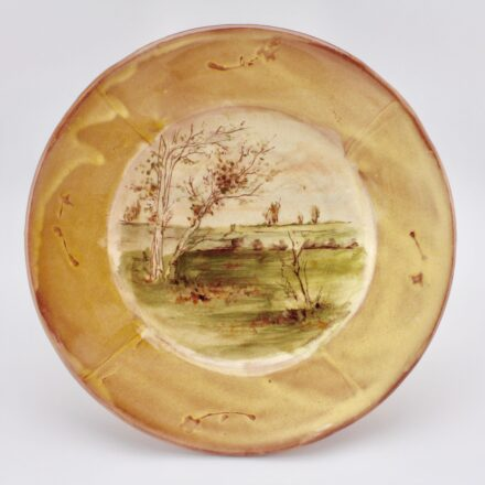 P544: Main image for Plate made by Mary Briggs