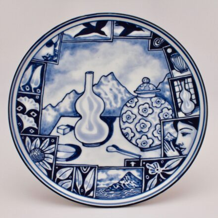P548: Main image for Plate made by Kurt Weiser